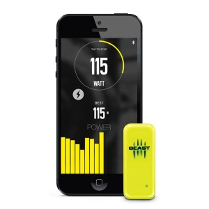 Beast Athlete - Gym Workout Performance Sensor